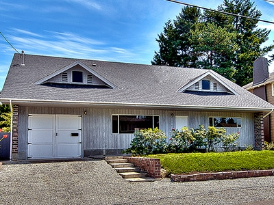 Sold property on Mercer Island, 63rd Avenue