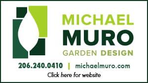 Michael Muro Garden Design Info Box