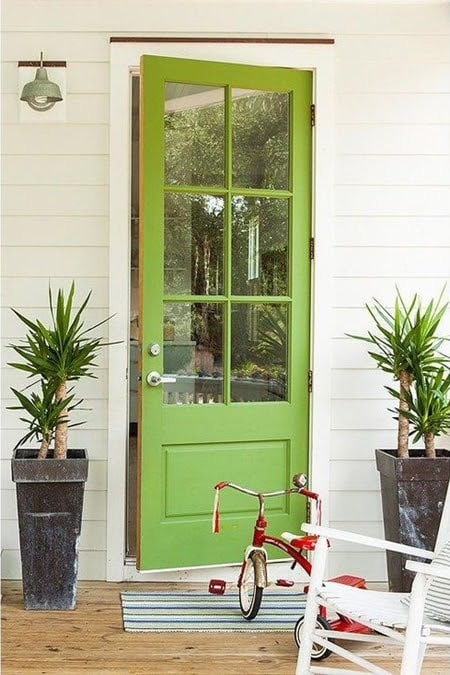 Pantone color – Doorway